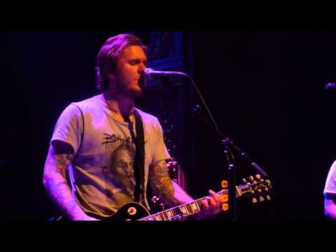 The Gaslight Anthem - Blue Jeans & White T-Shirts (Stockholm 5.4.2013)