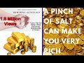Download Pinch of salt can make you rich Remove vastu dosh and negativity with astrological remedies of salt in Mp3, Mp4 and 3GP