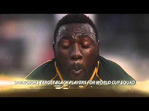 Sports News Africa Express: Egypt Football to Resume & Springboks Target Black Players