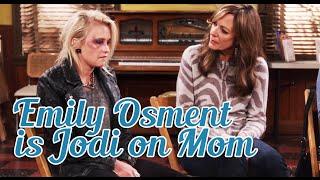 Mom (CBS) - Emily Osment is Jodi on Mom