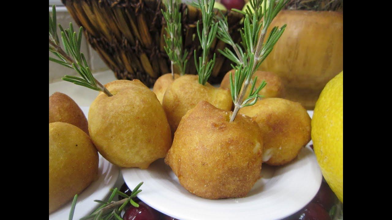 Сырные шарики рецепт во фритюре рецепт
