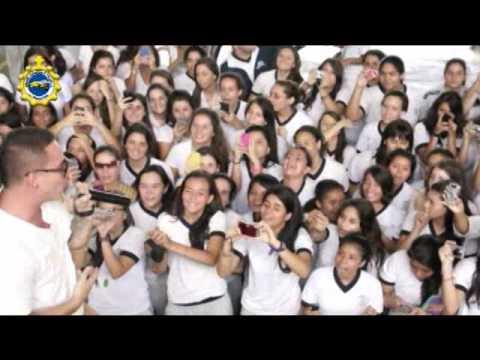 Colegio de La Presentacion Aguacatal con J Balvin