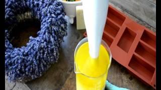 Szappaniskola - Kecsketejes szappan készítése