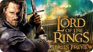 LORD OF THE RINGS Series Preview (2020) All you need to know about the LotR Amazon Series!