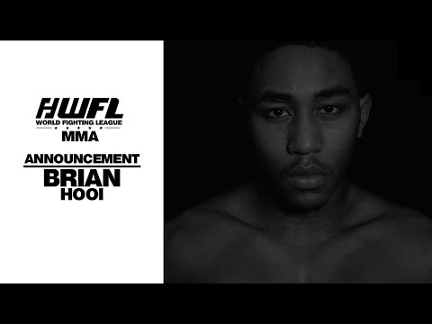 WFL MMA Announcement: Brian Hooi