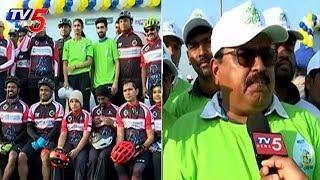 మెగా  సైకిల్దాన్, వాక్దాన్..! | IG Akula Narasimha Face To Face