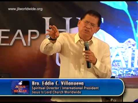 How to have victorious living this 2014 - Bro. Eddie C. Villanueva