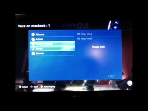 how to connect vuze to ps3