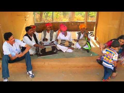 Rajasthani Folk Song - Sung For My Son Aarav