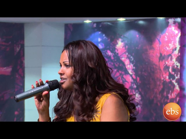 Sunday With Ebs Live Performance Emebet Negasi