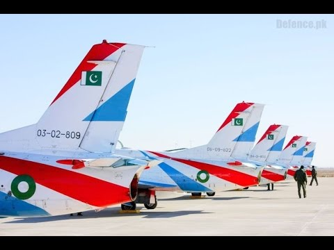Team Sherdils Performing at Al Ain Airshow thumbnail