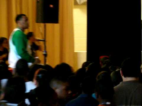 gemel @ Clifford Pierce Middle school Video