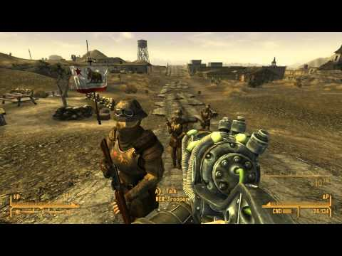 Let's Play New Vegas Ep. 48: To the Legion Stronghold