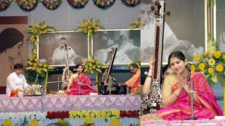 Vocal recital by Smt Kaushiki Chakrabarty Desikan