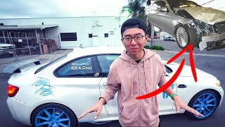 "ALEX CHOI CONFESSES & EXPLAINS CRASHING MOM""S MERCEDES S-CLASS IN BEVERLY HILLS!"