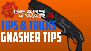 Gears of War 4 Tips and Tricks - Gnasher 101