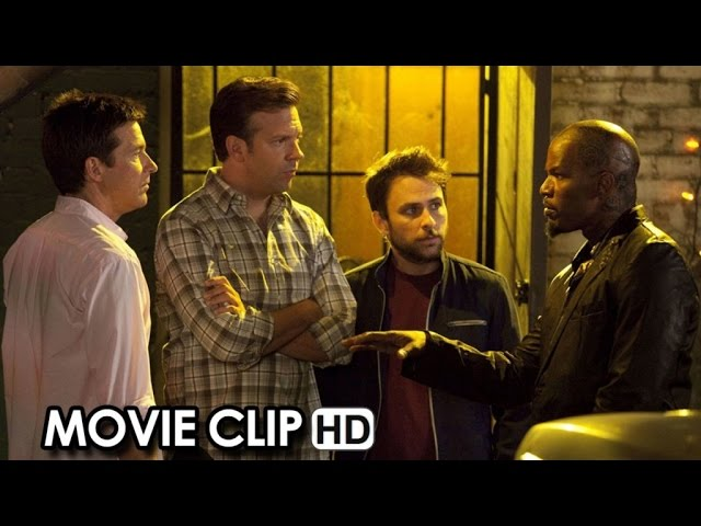 Horrible Bosses 2 Movie CLIP 'Group Therapy' (2014) HD