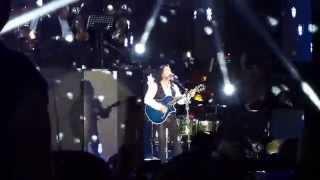 Marco Antonio Solis Video - Navidad Sin Ti- Marco Antonio Solis en Zacatepec 2014