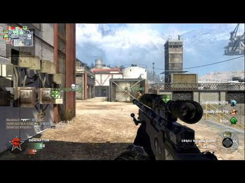 OpTic Predator Sniper Gameplay Commentary? | Black ops