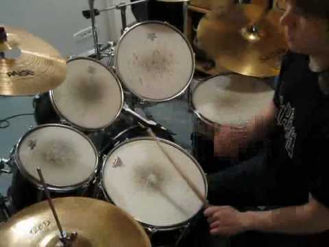 Children of Bodom - Sixpounder (DRUM COVER)
