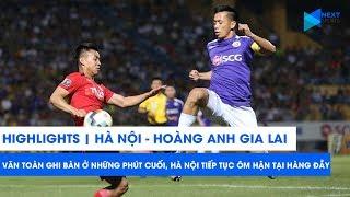 Văn Toàn ghi bàn ở những phút cuối cùng, Hà Nội tiếp tục ôm hận tại Hàng Đẫy | NEXT SPORTS