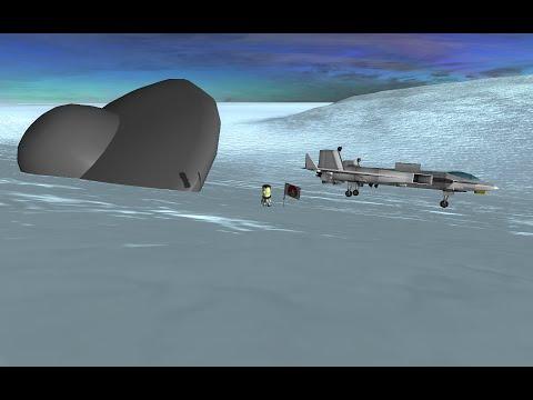 KSP-Interplanetary Voyage of Exploration-Ep_29 VTOL to pole