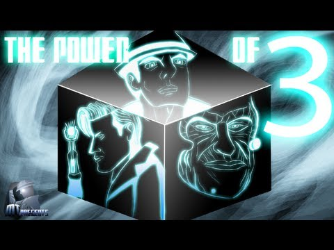 Doctor Who Review - The Power of Three (2012)