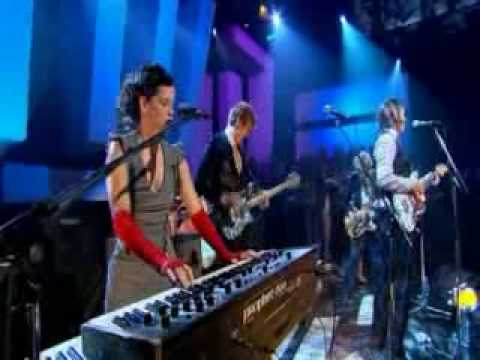 The Arcade Fire - Power Out - Live on Jools Holland