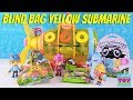 Hatchimals Num Noms Shopkins Disney Blind Bag Yellow Submarine Toy Review | PSToyReviews