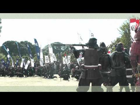関ケ原合戦410年祭×Goovie ~関ケ原合戦絵巻2010 その弐~