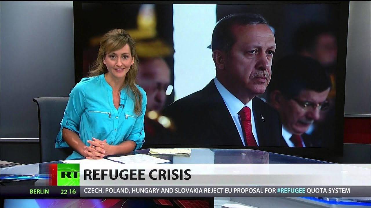 Turkey's President accuses Europe of helping with migrant crisis, worse since WW2