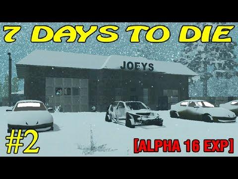7 Days to Die Alpha 16 ► Котелок ► №2  (16+)