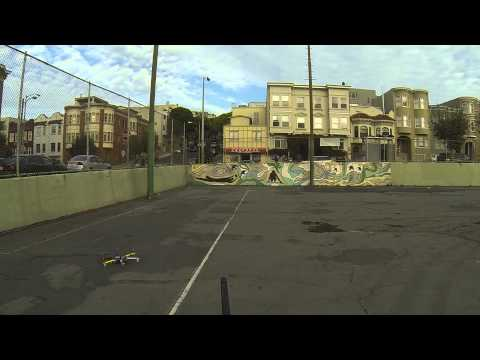 Testing out the Hexacopter with KK multirotor Y6 2.9