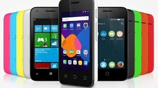 New Alcatel OneTouch Pixi 3 series 3 OS