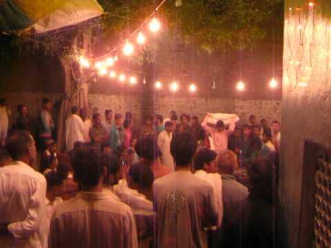 Pappu Sain At Baba Luddan Sain Urs Lahore. video