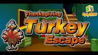 Download Sivi Thanksgiving Turkey Escape 3Gp Mp4