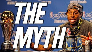 The Myth About the NBA Finals MVP
