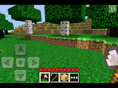 Minecraft PE: How To Survive Your First Night