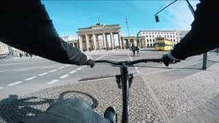 RIDE WITH ME #2: Bombin' through Berlin // GOPRO City Tour