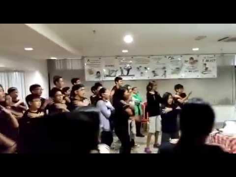 Interactive Dance - SuperTeens in Johor Bahru, Malaysia December 2014