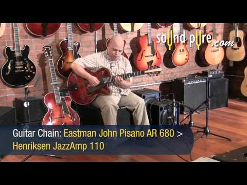 Fixed (Set) vs. Floating Pickups in Jazz Archtop Guitars