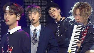 《EXCITING》 PENTAGON(펜타곤) - Shine(빛나리) @인기가요 Inkigayo 20180513