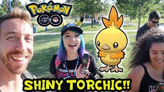 SURPRISE ON TORCHIC COMMUNITY DAY!