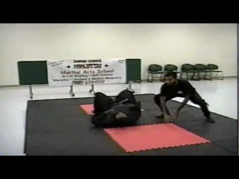 Ninjutsu: Taisabaki  Ghost Technique Image 1