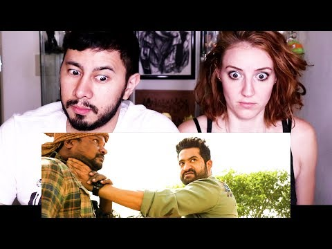 ARAVINDHA SAMETHA | Jr. NTR | Pooja Hegde | Trailer Reaction!