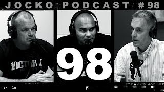Jocko Podcast 98 w/ Jordan Peterson. Breaking Your Wretched Loop. Dangerous But Disciplined