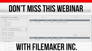 soSIMPLE user group demo at FileMaker Inc.