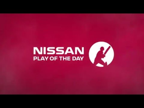 Nissan Play Of The Day: Seelar's Super Catch   Nissan POTD