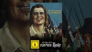 Die neuen Abenteuer der drei Musketiere - Der Mann mit der eisernen Maske