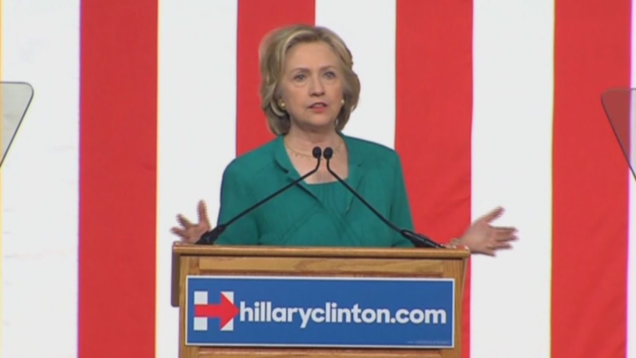 Clinton: Cuba Embargo Needs to Go Once and For All